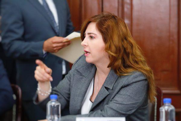 Autoridades deben garantizar la construcción del parque en la Colonia Granada: Dip. Gabriela Salido