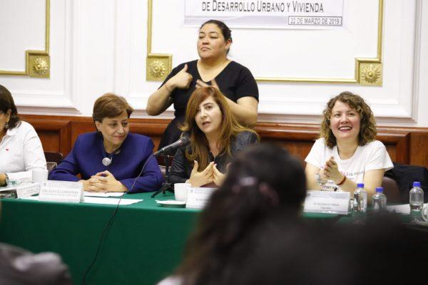 Congreso CDMX busca sinergia con SEDUVI para mantener áreas de esparcimiento y menos obras urbanas