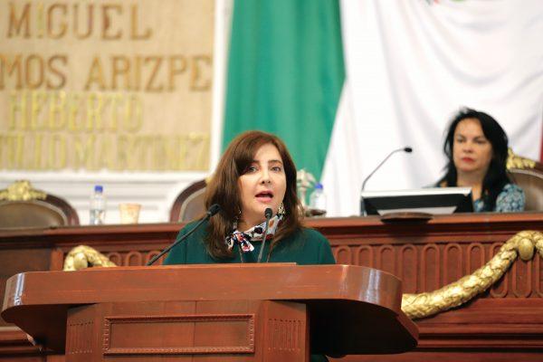 Dip. Gabriela Salido urge a autoridades acción inmediata ante ola de inseguridad en Azcapotzalco