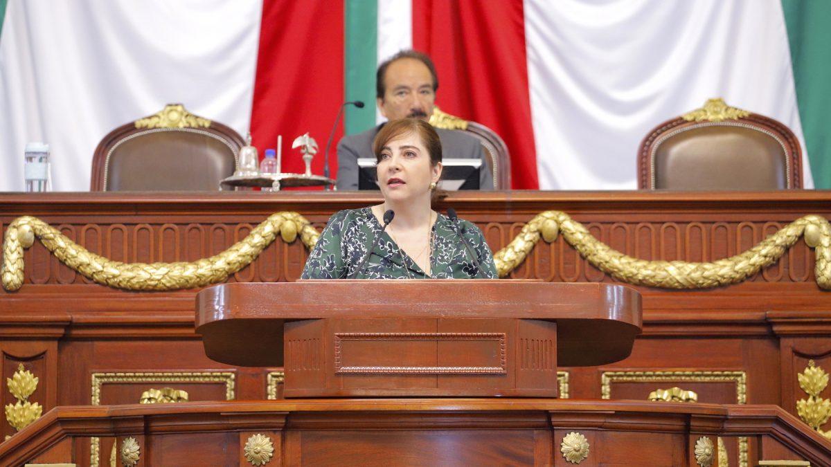 Urgente poner orden al cableado en CDMX: Dip. Gabriela Salido