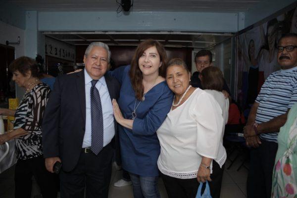 Diputada Gabriela Salido