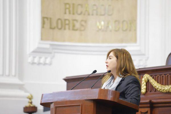 Propone Dip. Gabriela Salido que Congreso de la CDMX atienda inquietudes vecinales por obras del Metro y del Tren Interurbano