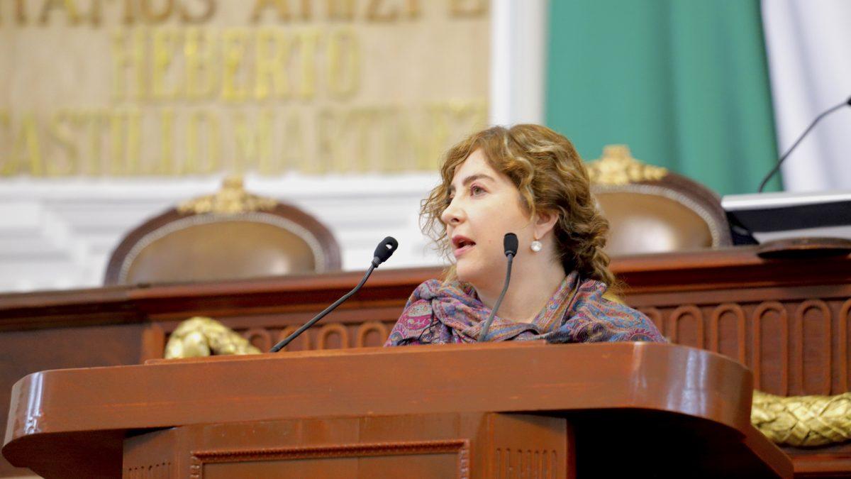 Llama Dip. Gabriela Salido al GCDMX a atender denuncias por secuestros, desapariciones y agresiones sexuales a mujeres
