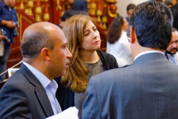 Presentarán los diputados panistas Gabriela Salido y Héctor Barrera iniciativa para derogar Artículo Transitorio de la Ley de Participación Ciudadana