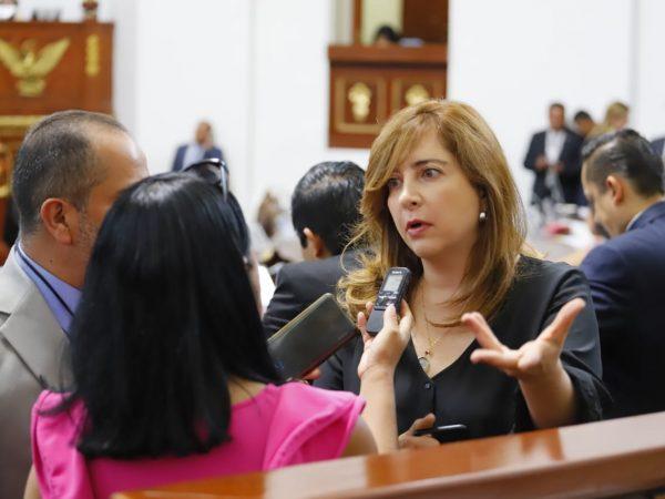 Dip. Gabriela Salido