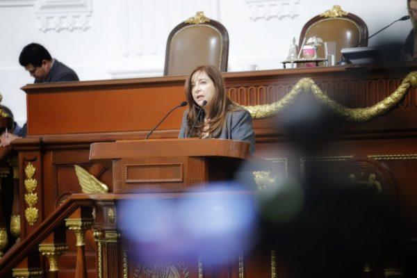 Dip, Gabriela Salido pide a alcaldes inventario de espacios públicos para iniciar su rescate