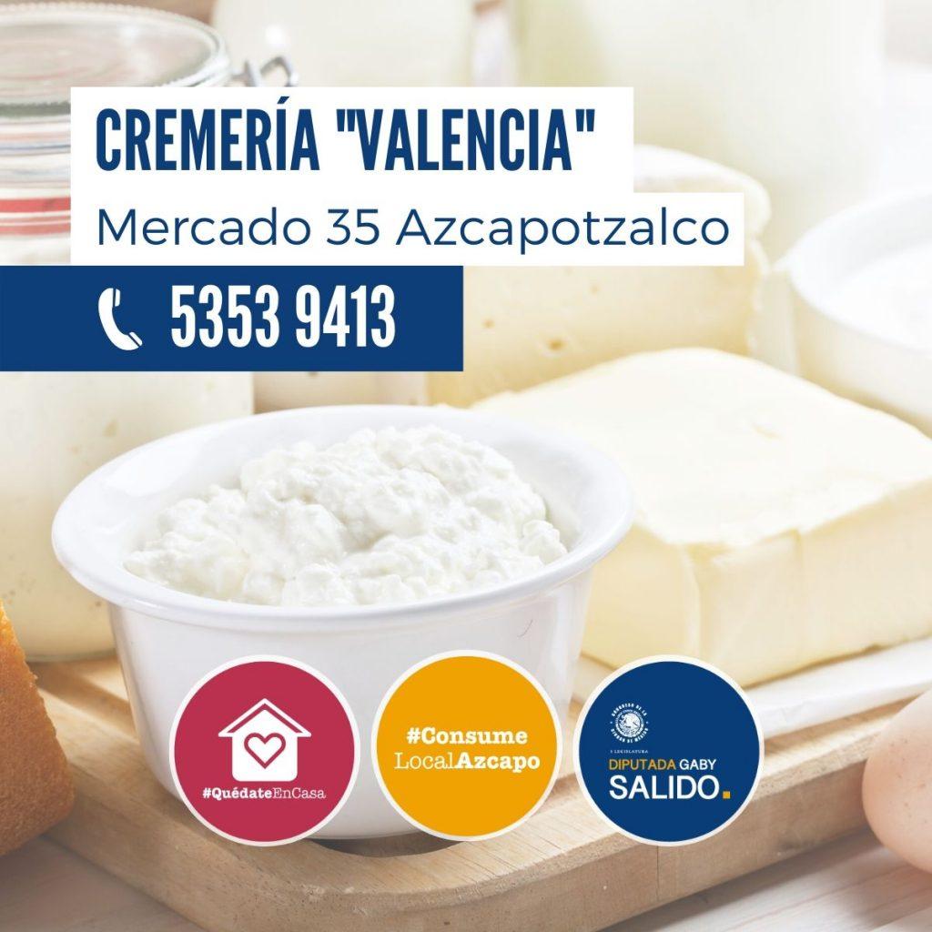 "Cremería ""Valencia"""