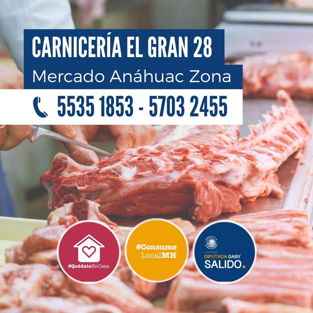 """Carnicería """"El Gran 28"""""""
