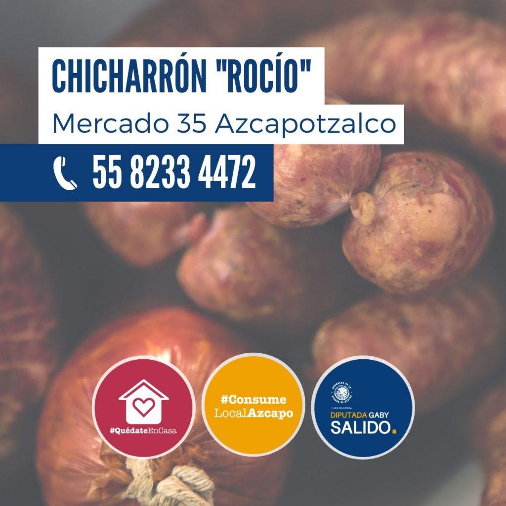 """Chicharrón """"Rocío"""""""