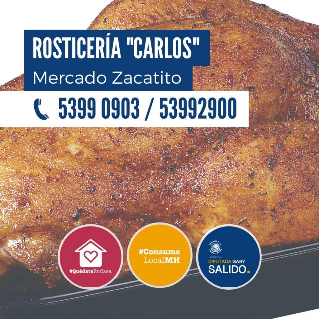 """Rosticería """"Carlos"""""""