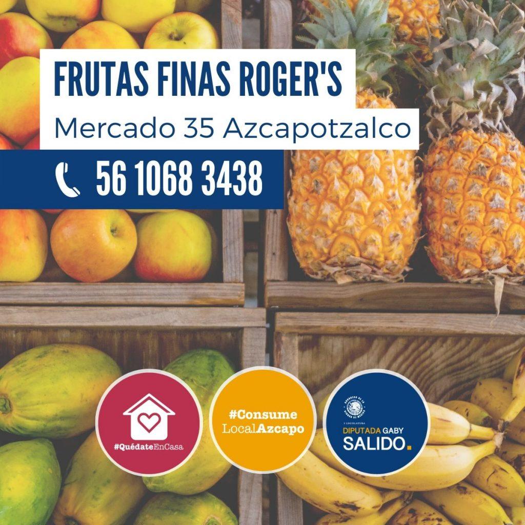 Frutas finas Roger's