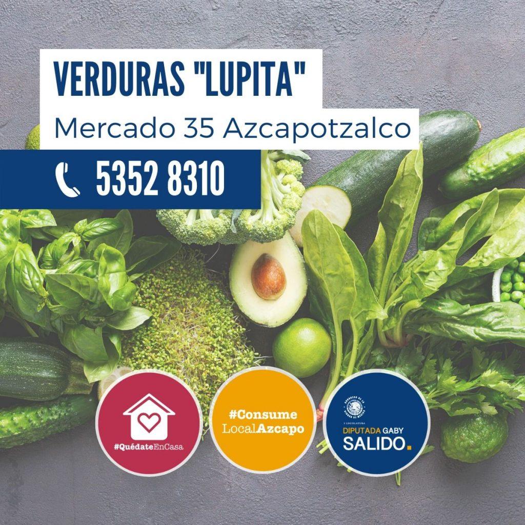"""Verduras """"Lupita"""""""