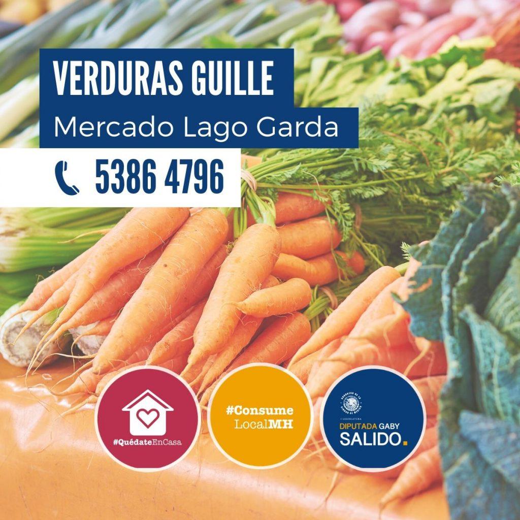Verduras Guille