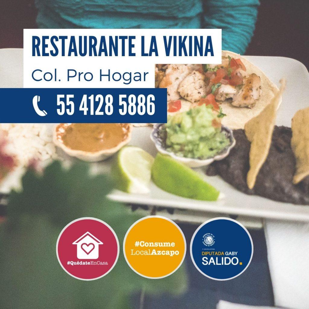 """Restaurante """"La Vikina"""""""