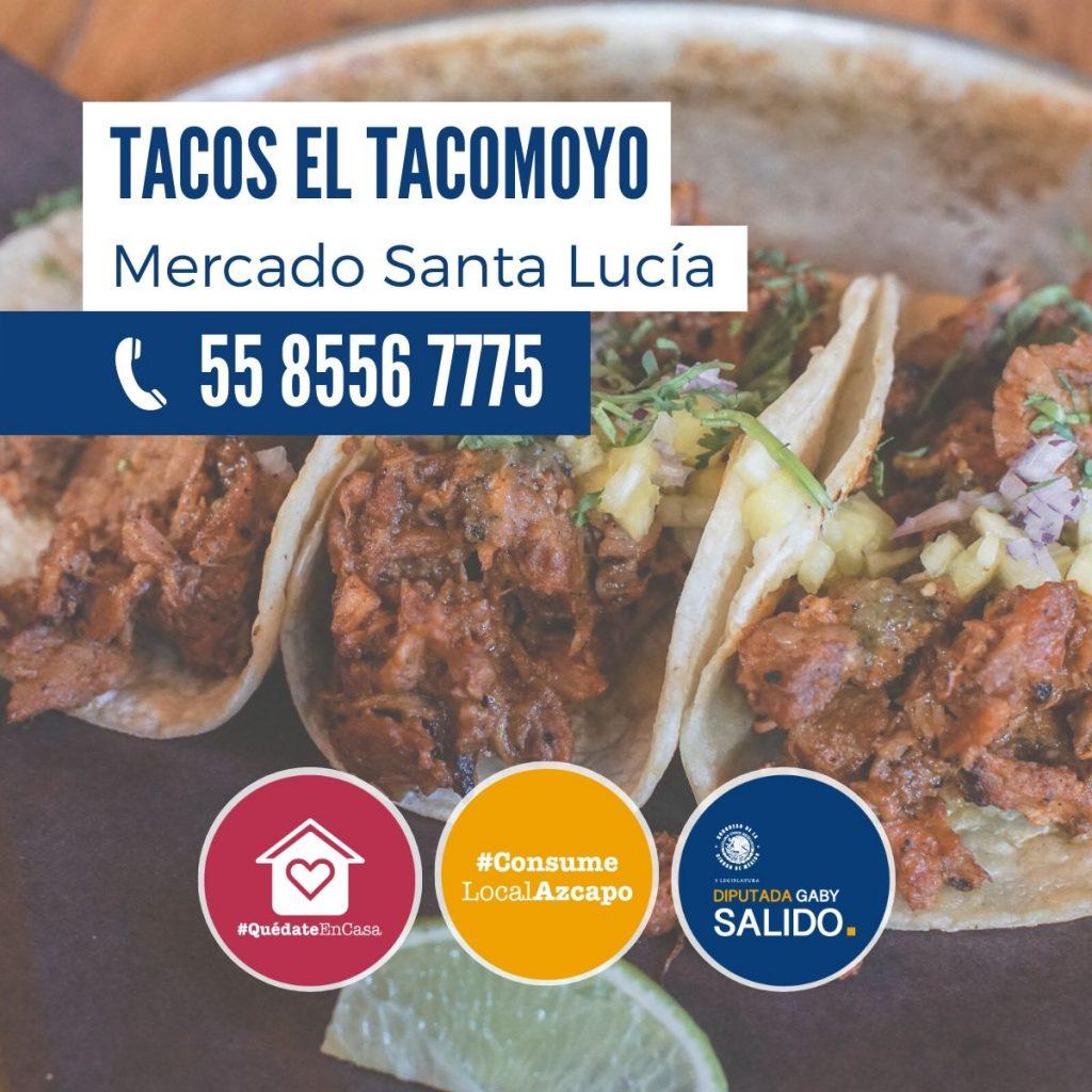 """Tacos """"El Tacomoyo"""""""