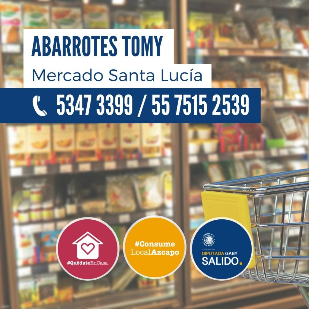"""Abarrotes """"Tomy"""""""