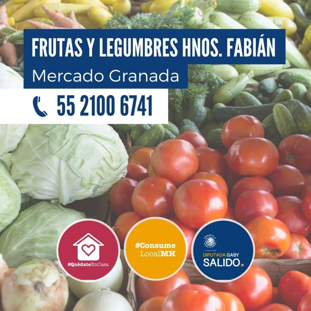 Frutas y legumbres Hnos. Fabián