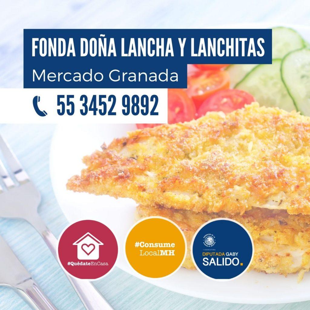 Fonda Doña Lancha y Lanchitas
