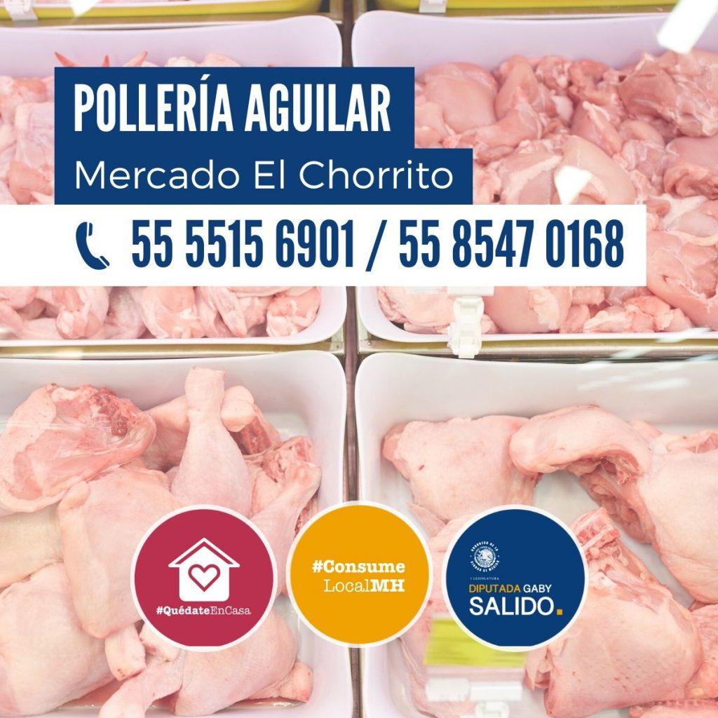 """Pollería """"Aguilar"""""""