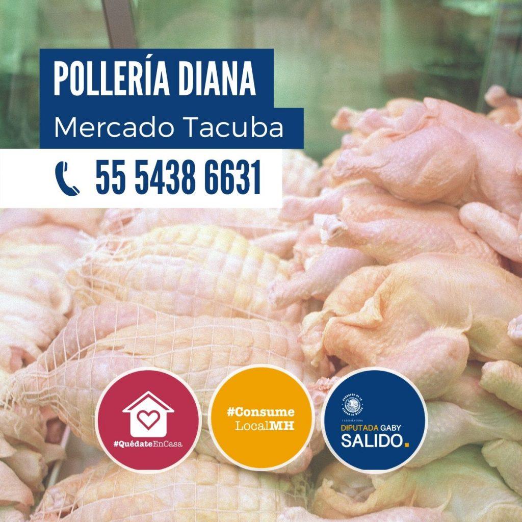 """Pollería """"Diana"""""""