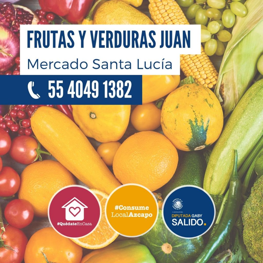"""Frutas y verduras """"Juan"""""""