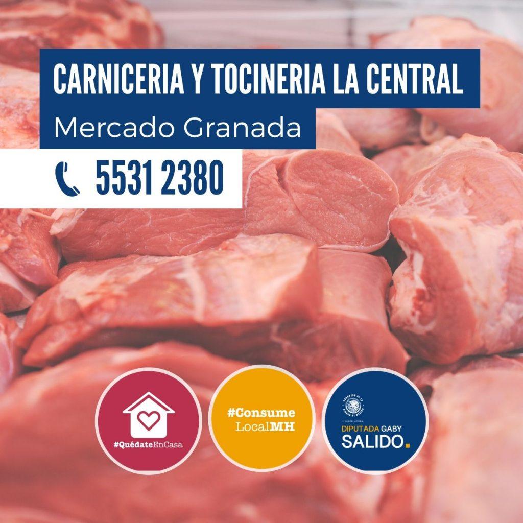 Carnicería y tocinería La Central