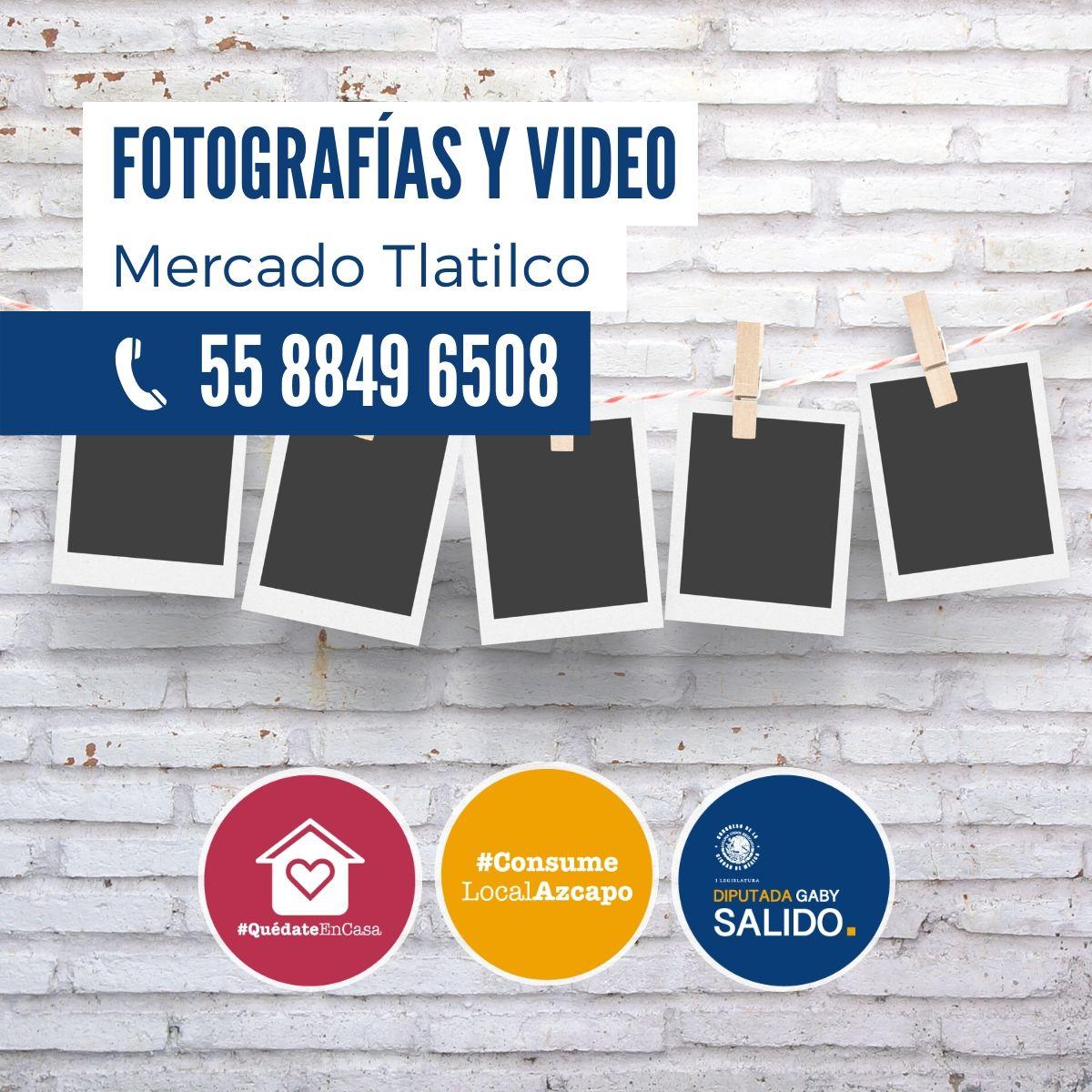 """Fotografías y video """"Pedro Rosas"""""""