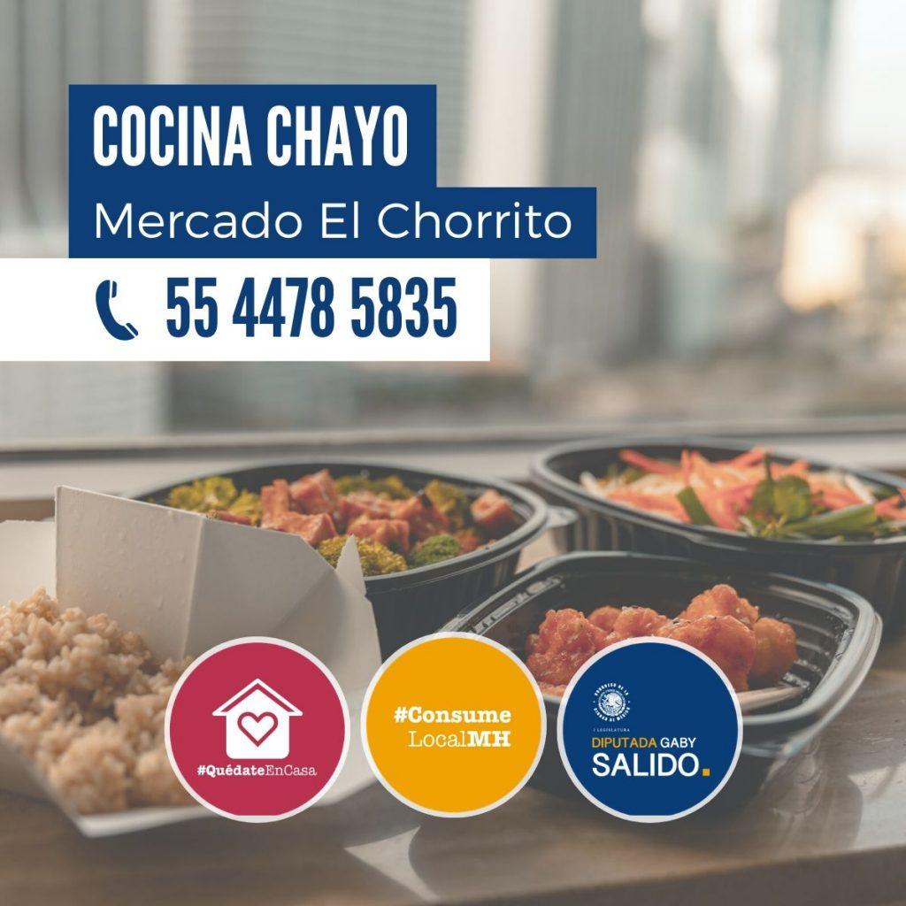 """Cocina """"Chayo"""""""