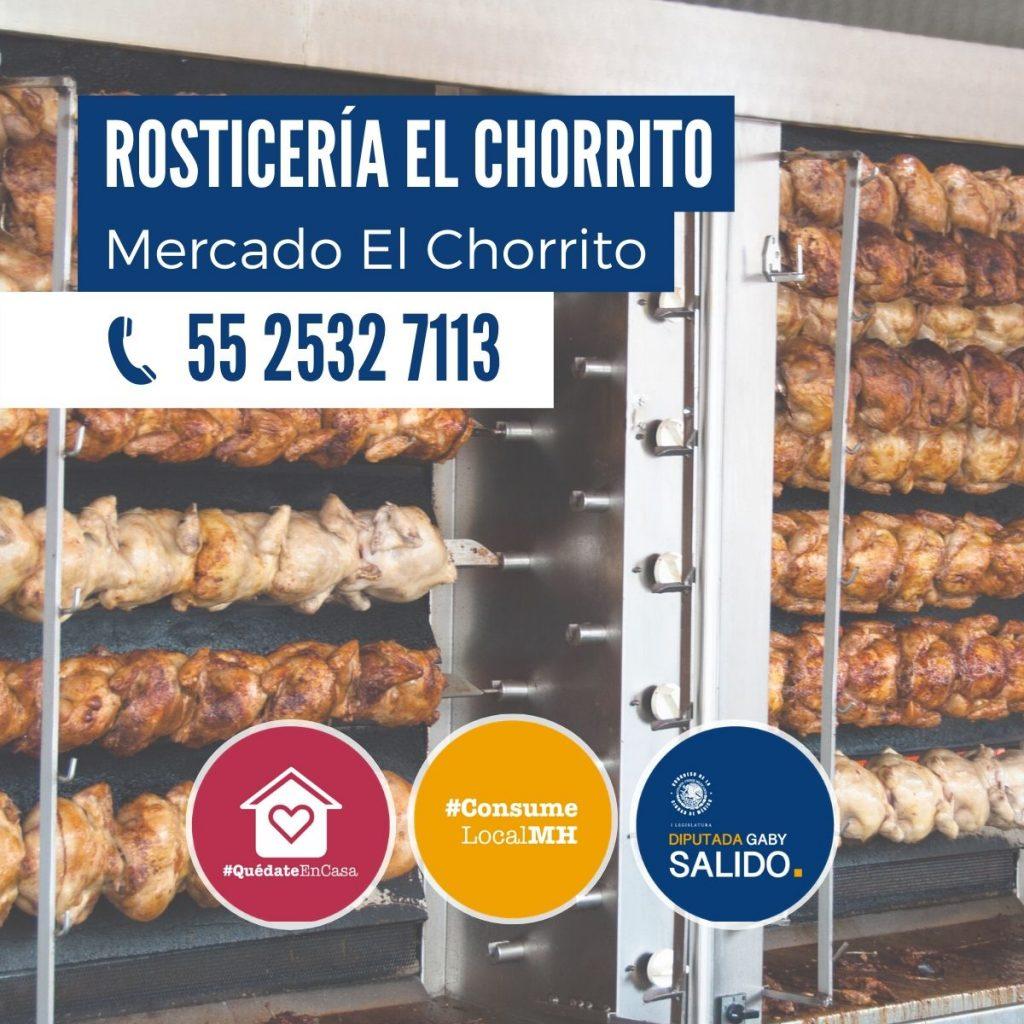 """Rosticería """"El Chorrito"""""""