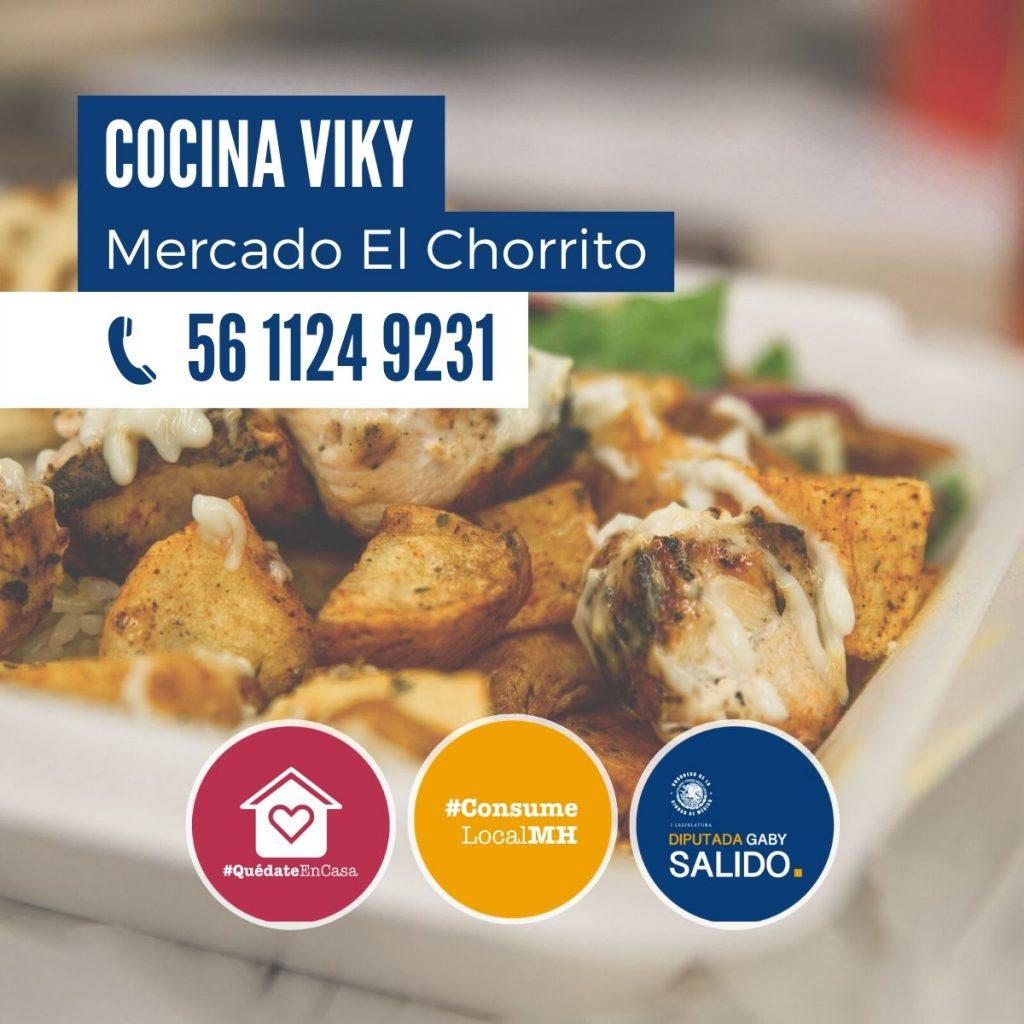 """Cocina """"Viky"""""""