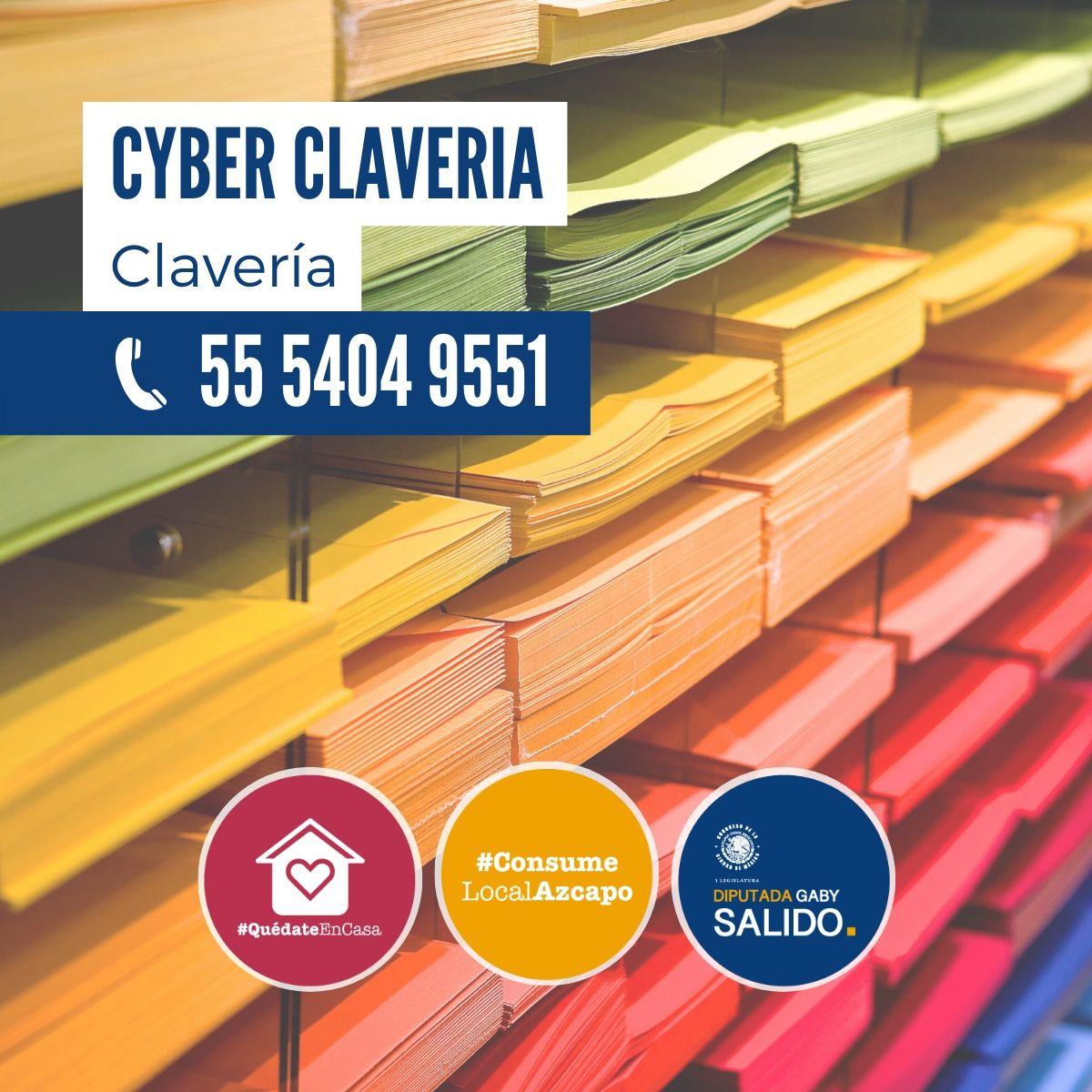 """Cyber Clavería"""""""