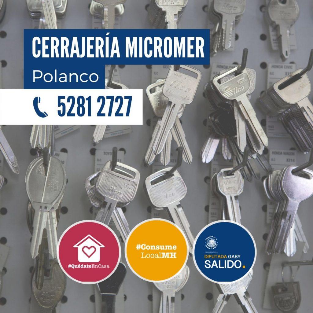 Cerrajería Micromer