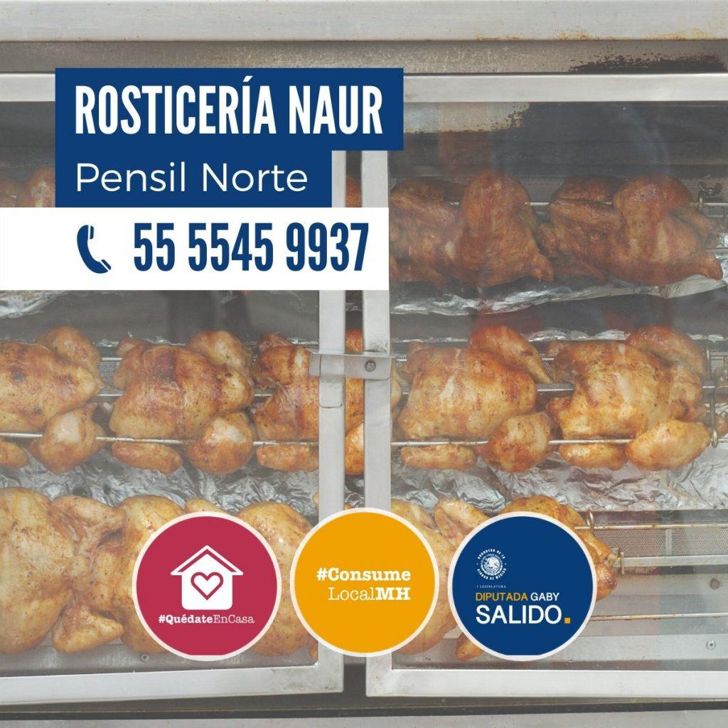 Rosticería Naur