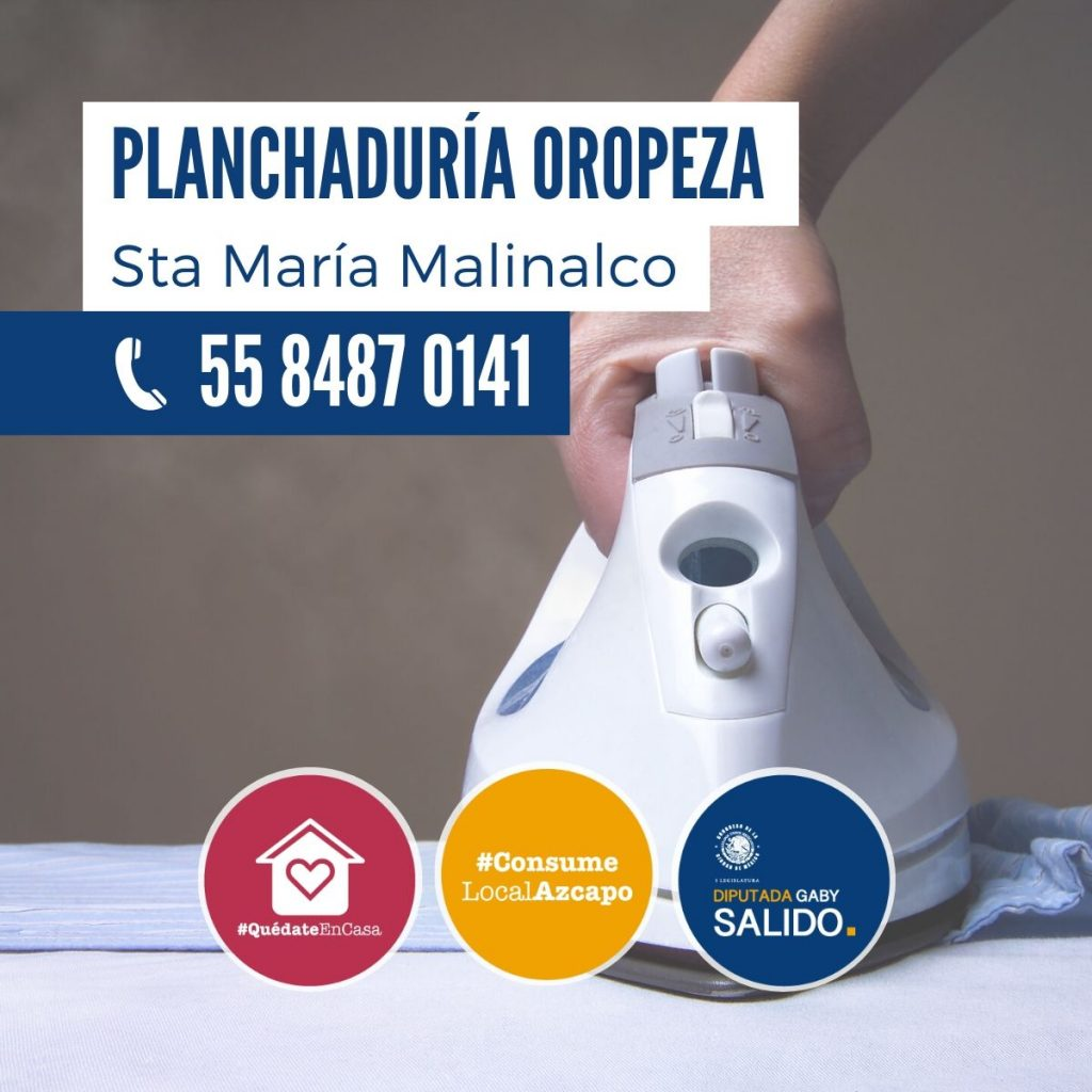 Planchaduría Oropeza