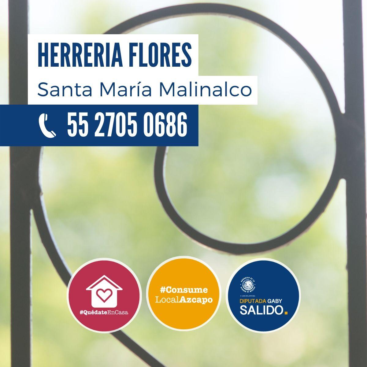Herrería Flores