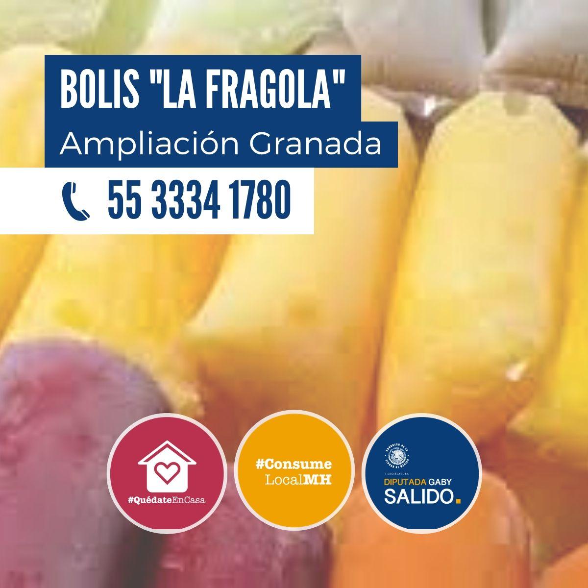 "Bolis ""La Fragola"""
